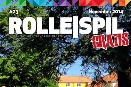 Epos i bladet Rollespil